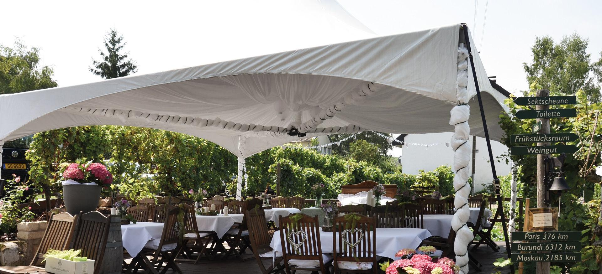 Die Top 10 Hochzeitslocations Auf Weingutern Falstaff